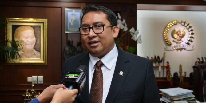 Fadli Zon Pimpin Rapat Pimpinan Pansus KPK Siang Ini