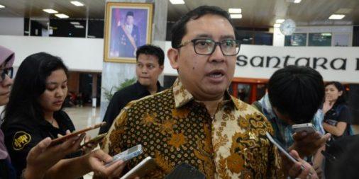Fadli Zon Sebut Gerakan #2019GantiPresiden Adalah Hak Berpendapat