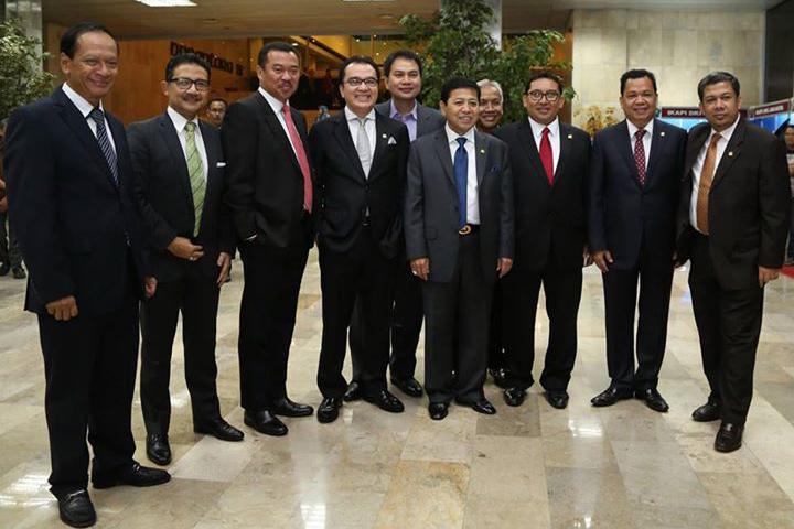 Gala Dinner Pimpinan DPR-RI dengan Para Duta Besar