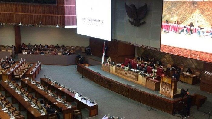 Hari Ini Fraksi-fraksi DPR Sampaikan Pandangan Umum tentang RUU APBN 2019