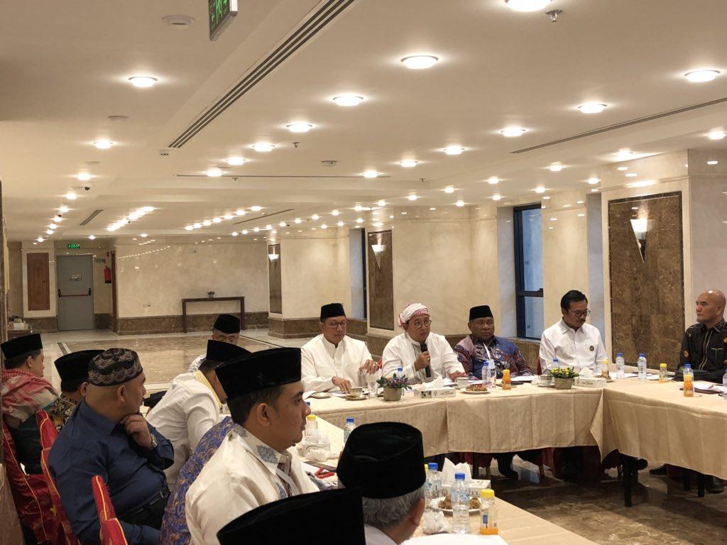 Pimpinan DPR Apresiasi Pelayanan Haji Tahun Ini, BPKH Jadi Sorotan