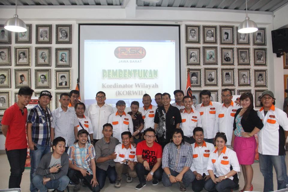 Rapat Persatuan Seniman Komedi Indonesia (PaSKI) Jawa Barat