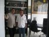 Bersama Pak Moerdiono di Fadli Zon Library