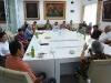 Diskusi dan ngobrol2 di Fadli Zon Library dengan Salim Said