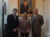 HE Ambassador of Croatia and HE Ambassador of European Union visited Fadli Zon Library, 1 October 2009